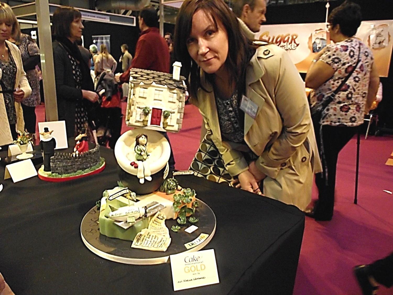 Cake International Winners