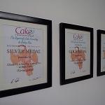 Cake International Award winning Cakes Sligo
