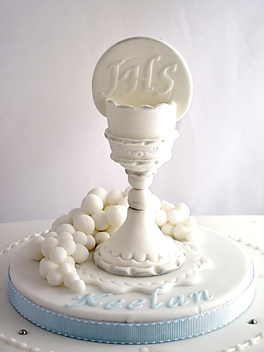 Christening Cake Decorations Ireland