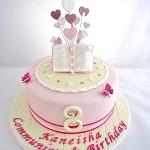 First Holy Communion Cakes for girls Sligo
