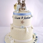 Boys Christening Cakes Sligo