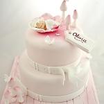 Girls Christening Cake Sligo