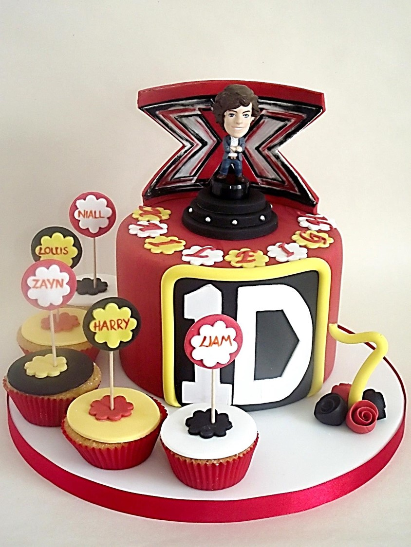 100+ [ 1d Cake Ideas ] Harry Styles One Direction 1d ...