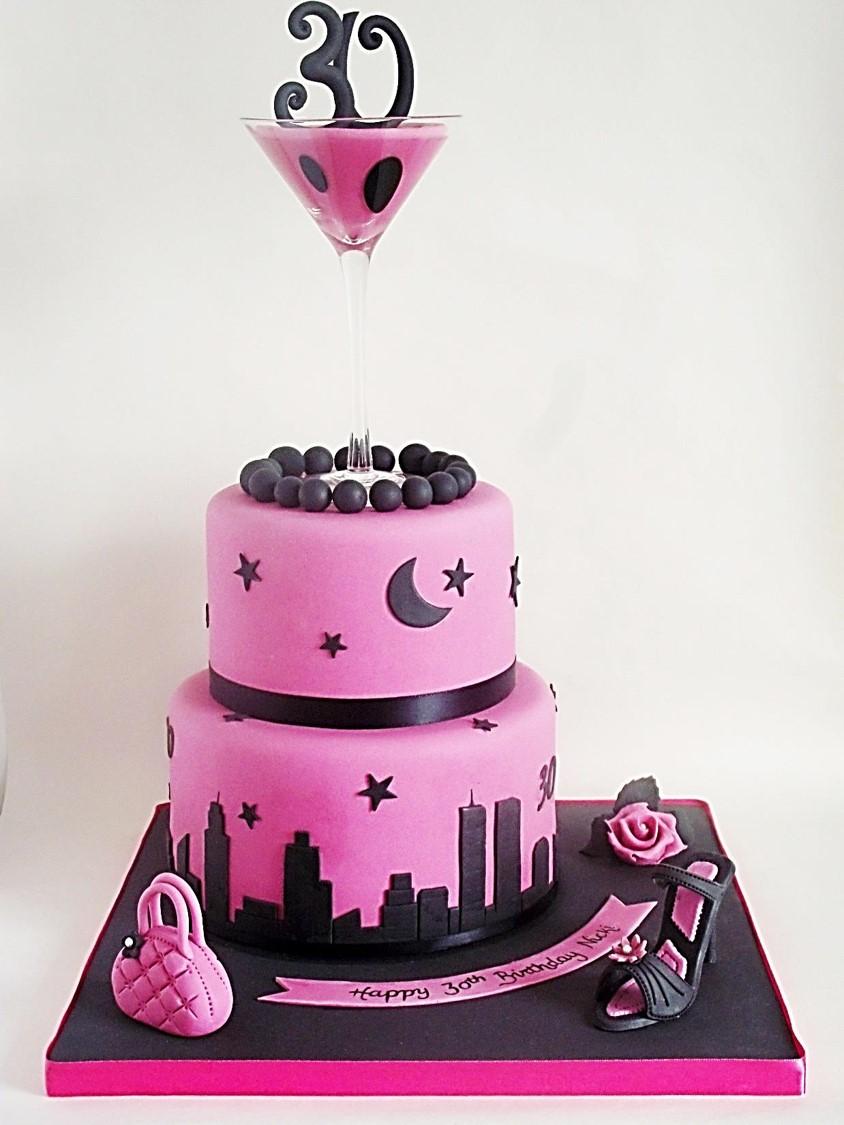 Girls 21st Birthday Cakes Sligo
