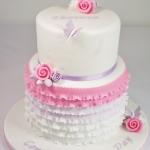 Girls Confirmation Cakes Sligo
