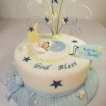 Boys Christening Cake Sligo