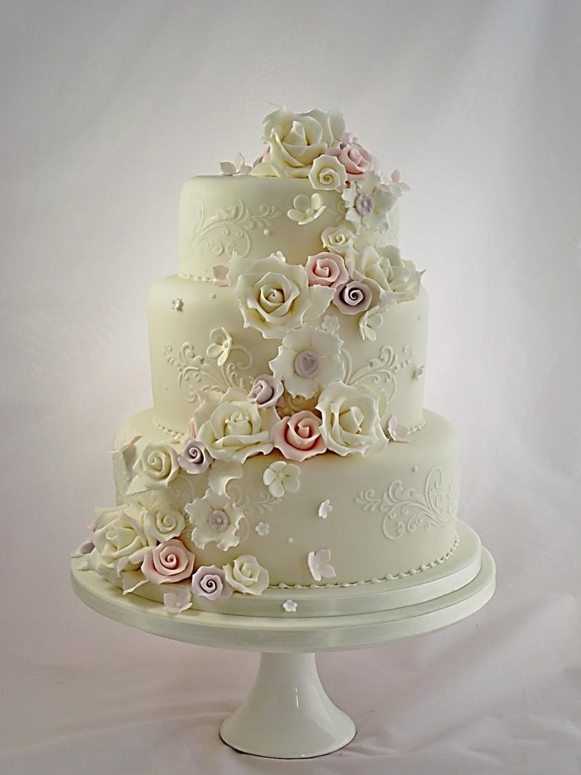 Elegant Wedding Cakes Sligo