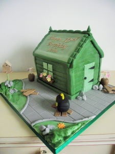 Shed Birthday Cakes Sligo
