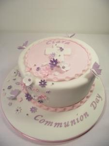 Christening/ Communion Cakes Sligo