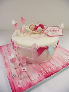 Girls Christening Cakes Sligo