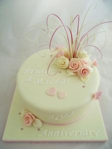 Anniversary Cakes Sligo