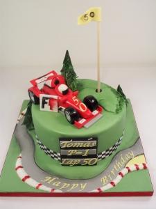 Formula 1 Cakes Sligo