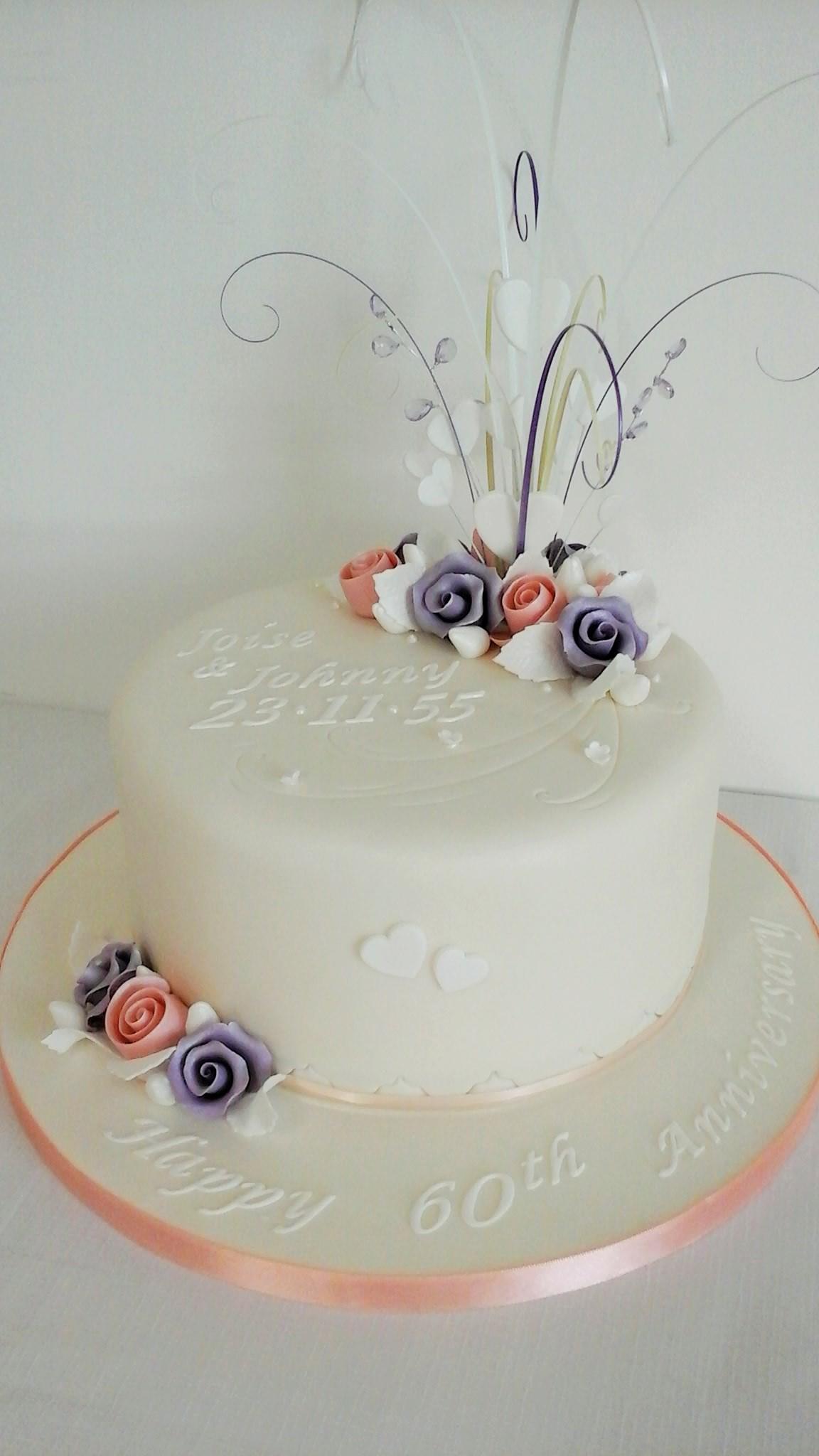 Wedding Anniversary Cakes Sligo