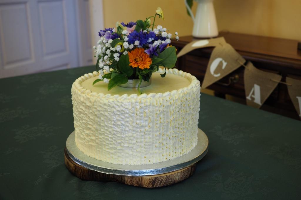 Naked Wedding Cakes Sligo