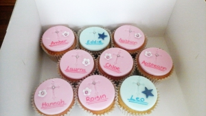 Communion Cupcakes Sligo