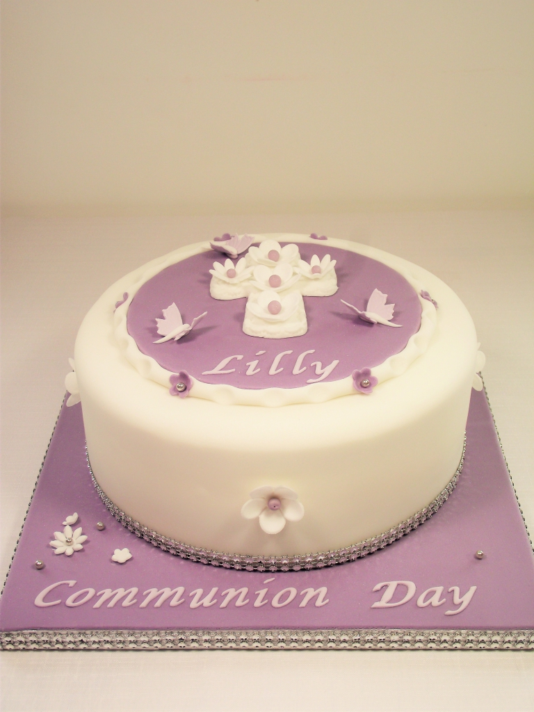 Communion Cakes Sligo