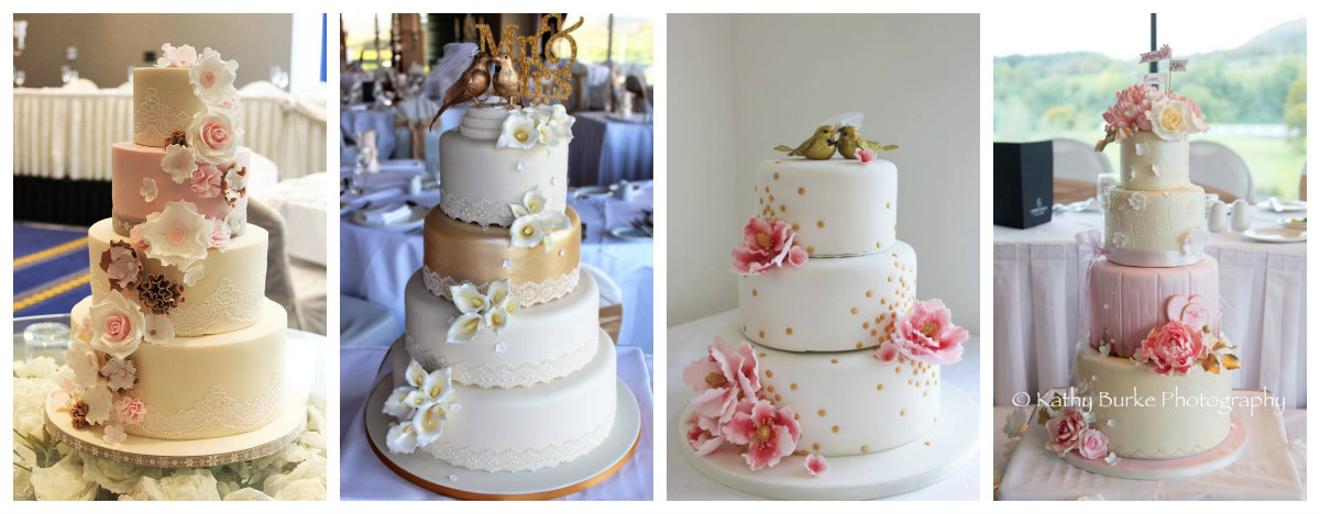 Wedding Cakes Ireland