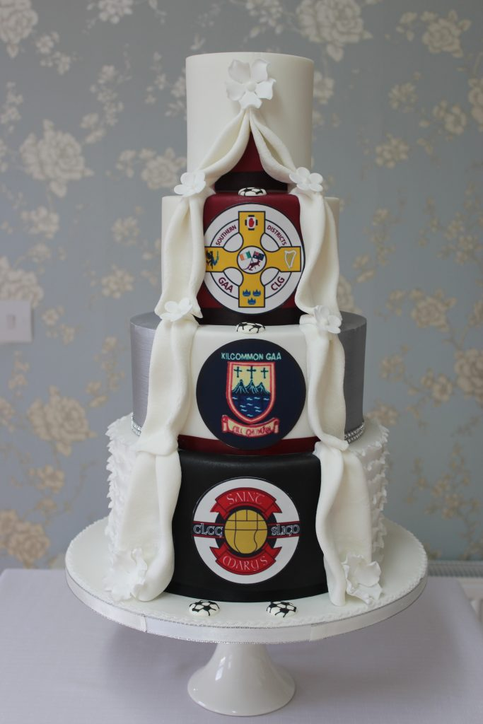 Wedding Cakes Ireland.