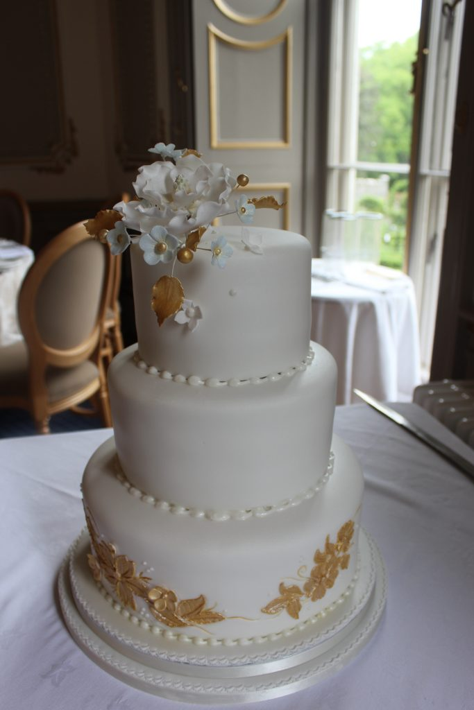 Wedding Cakes at Markree Castle