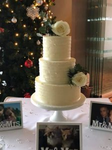 Castle Dargan Wedding Cakes