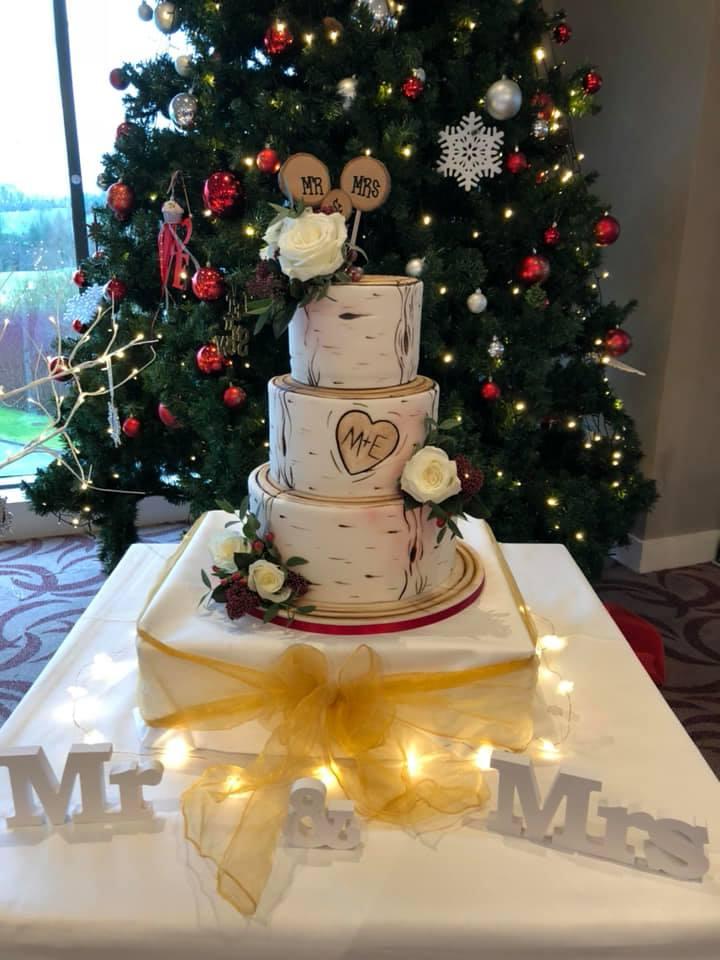 Castle Dargan Wedding Cakes