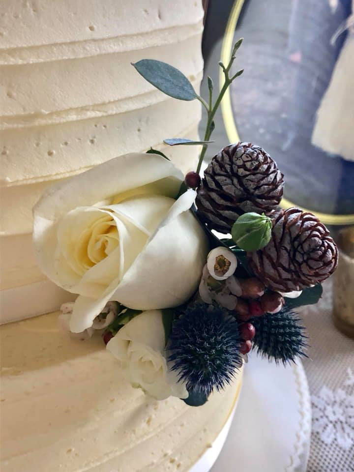 Markree Castle Wedding Cakes