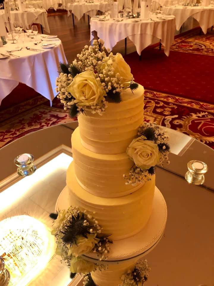 Cake Rise Wedding Cakes