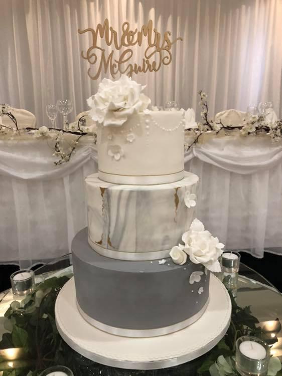 Wedding Cakes Sligo Radisson Hotel