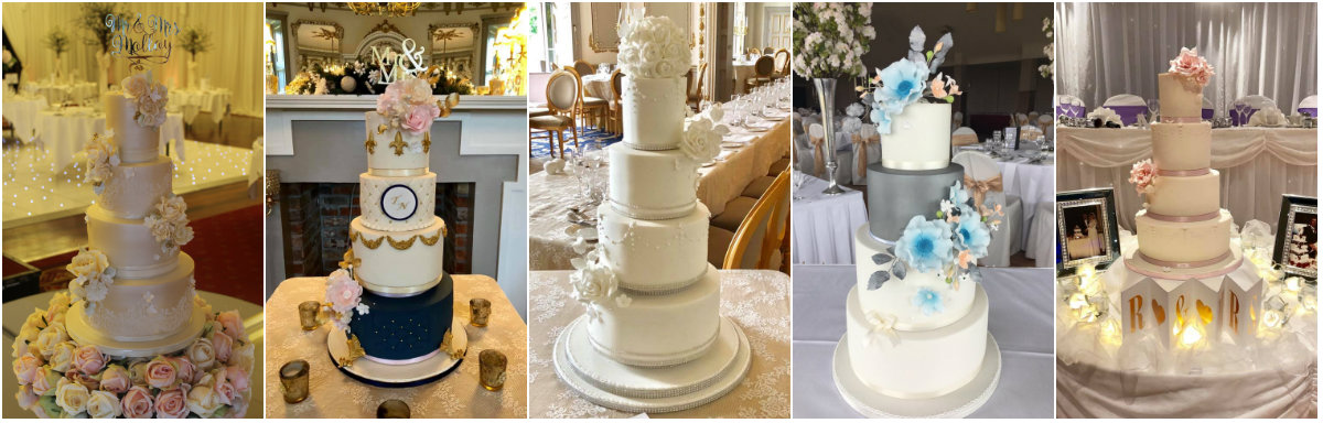 Cake Rise Bespoke Wedding Cake Designer