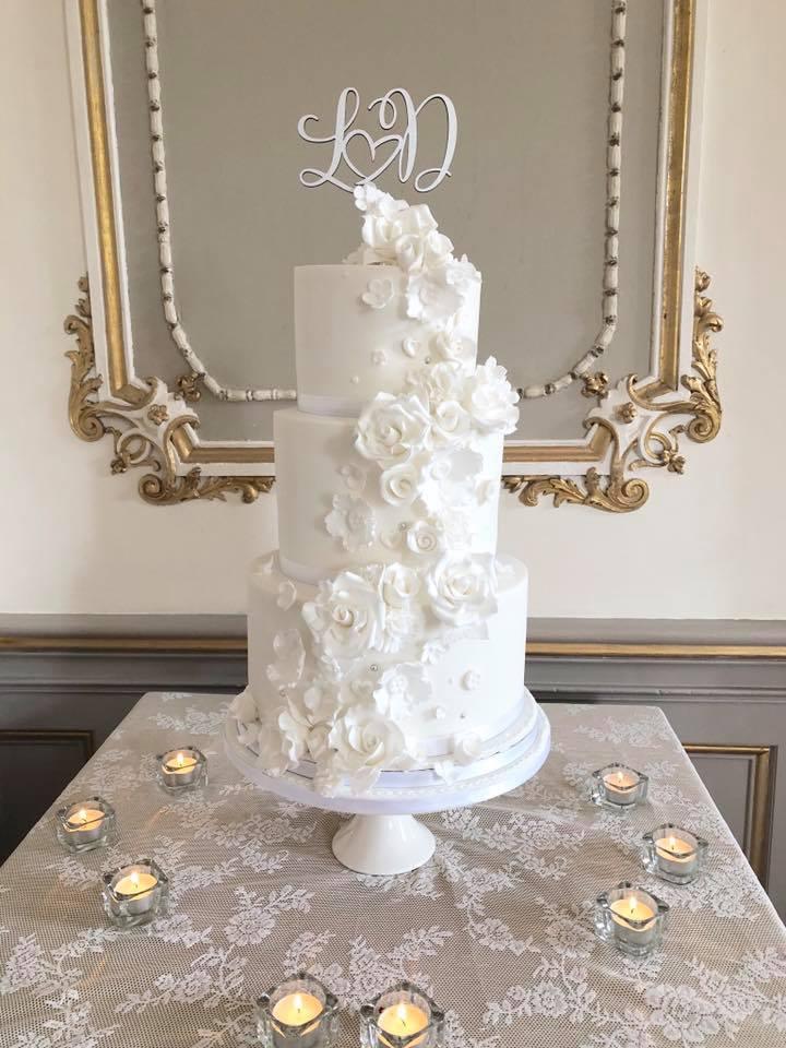 Markree Castle Wedding Cakes