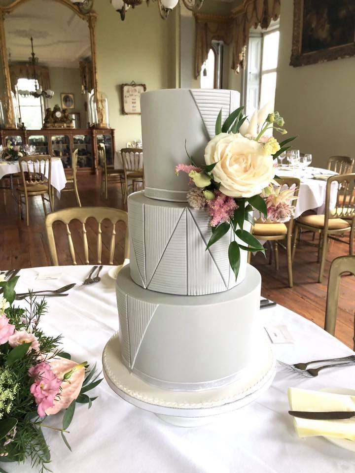 Temple House Wedding cakes.