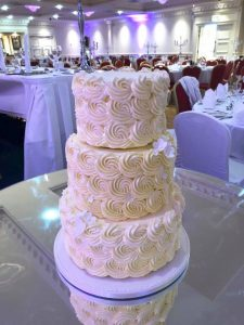 The Landmark Hotel Wedding Cakes
