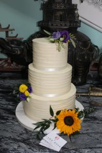Temple House Wedding cakes
