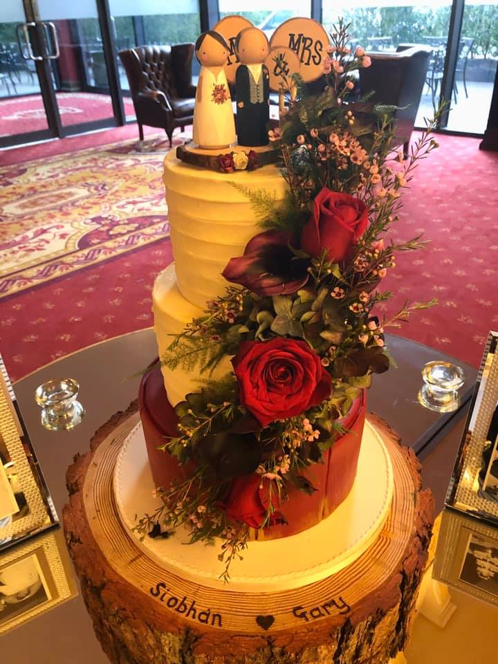 Kilronan Castle Wedding Cakes